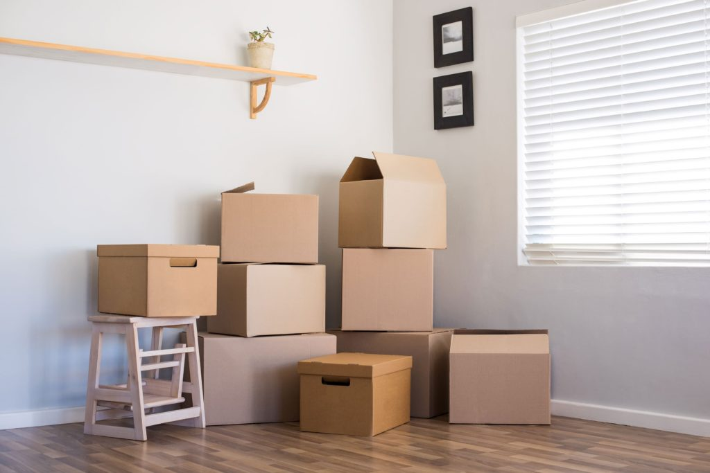 Vi hjälper dig flytta till oss. Utan kostnad.
